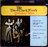 Dave Clark Five,The - Greatest Hits (5-26185) Rare Jukebox EP